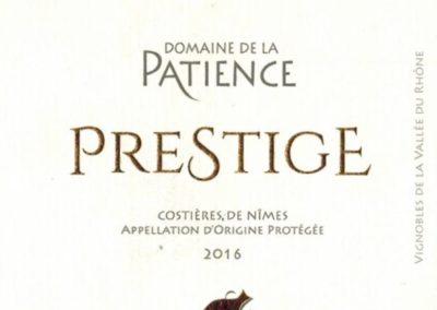 AOP Costières de Nîmes Prestige rouge  AB