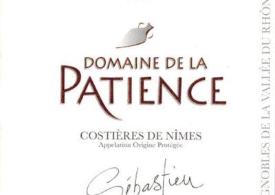 AOP Costières de Nîmes Sébastien rouge  AB