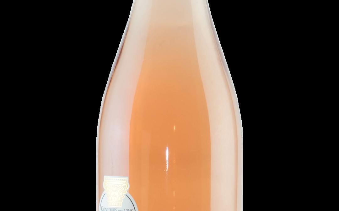 AOP Costières de Nîmes Nemausa rosé  2019