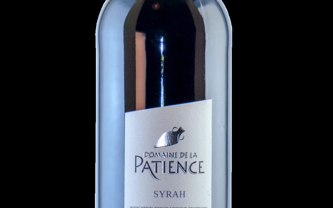 IGP Coteaux du Pont du Gard Syrah rouge 2019
